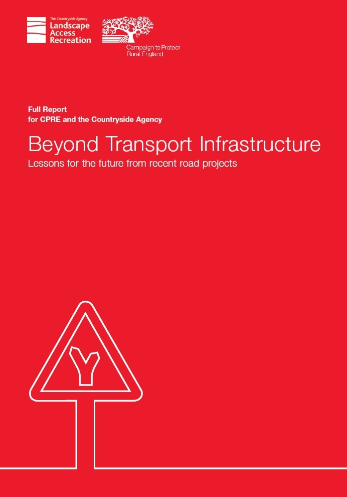 Beyond Transport Infrastructure cover image